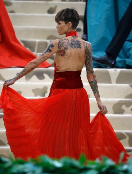 Ruby Rose (Photo by John Lamparski/Getty Images)