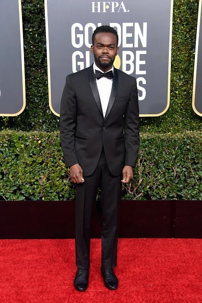 BEVERLY HILLS, CA - JANUARY 06:  William Jackson Harper attends the 76th Annual Golden Globe Awards at The Beverly Hilton Hotel on January 6, 2019 in Beverly Hills, California.  (Photo by Frazer Harrison/Getty Images)