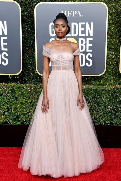 BEVERLY HILLS, CA - JANUARY 06:  Kiki Layne attends the 76th Annual Golden Globe Awards at The Beverly Hilton Hotel on January 6, 2019 in Beverly Hills, California.  (Photo by Frazer Harrison/Getty Images)