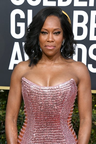 BEVERLY HILLS, CA - JANUARY 06: Regina King attends the 76th Annual Golden Globe Awards at The Beverly Hilton Hotel on January 6, 2019 in Beverly Hills, California.  (Photo by Jon Kopaloff/Getty Images)