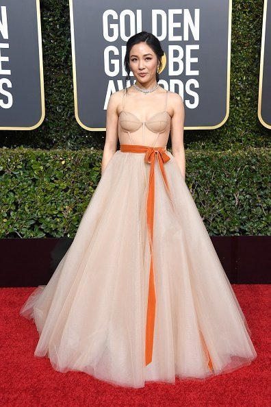 BEVERLY HILLS, CA - JANUARY 06:  Constance Wu attends the 76th Annual Golden Globe Awards at The Beverly Hilton Hotel on January 6, 2019 in Beverly Hills, California.  (Photo by Frazer Harrison/Getty Images)