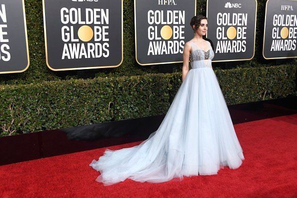 BEVERLY HILLS, CA - JANUARY 06:  Alison Brie attends the 76th Annual Golden Globe Awards at The Beverly Hilton Hotel on January 6, 2019 in Beverly Hills, California.  (Photo by Frazer Harrison/Getty Images)