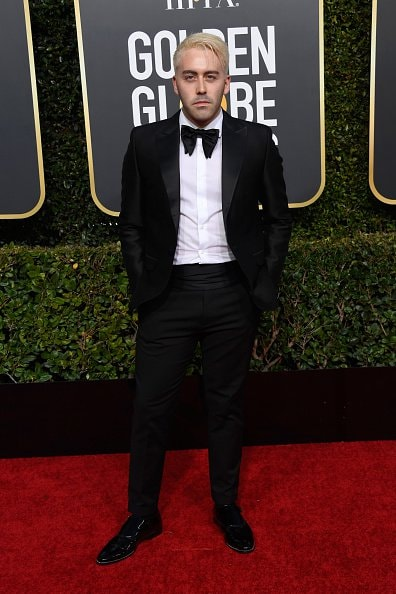 BEVERLY HILLS, CA - JANUARY 06:  Brett Leland McLaughlin attends the 76th Annual Golden Globe Awards at The Beverly Hilton Hotel on January 6, 2019 in Beverly Hills, California.  (Photo by Frazer Harrison/Getty Images)