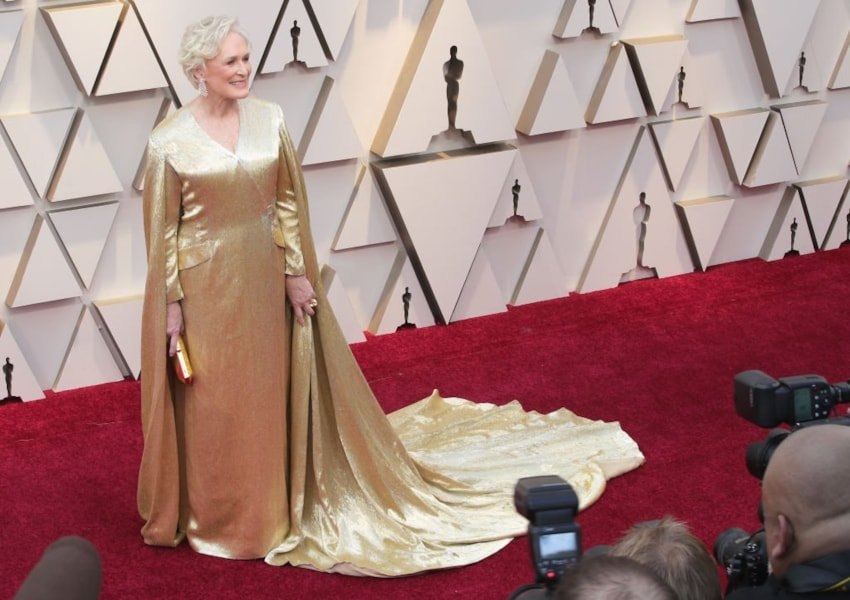 HOLLYWOOD, CA - FEBRUARY 24:  Glenn Close attends the 91st Annual Academy Awards at Hollywood and Highland on February 24, 2019 in Hollywood, California.  (Photo by Neilson Barnard/Getty Images)