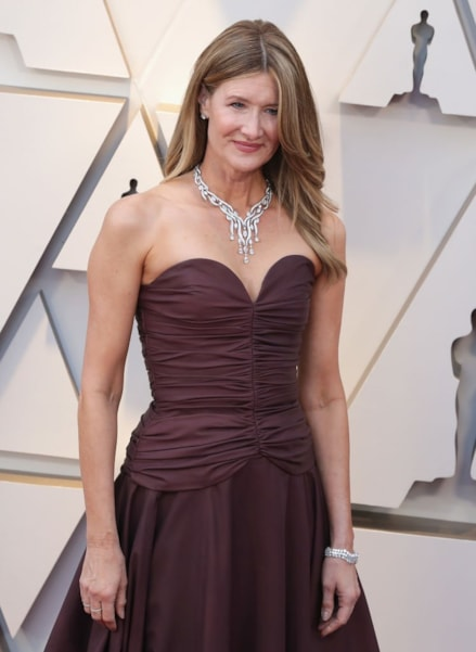 HOLLYWOOD, CA - FEBRUARY 24:  Laura Dern attends the 91st Annual Academy Awards at Hollywood and Highland on February 24, 2019 in Hollywood, California.  (Photo by Neilson Barnard/Getty Images)