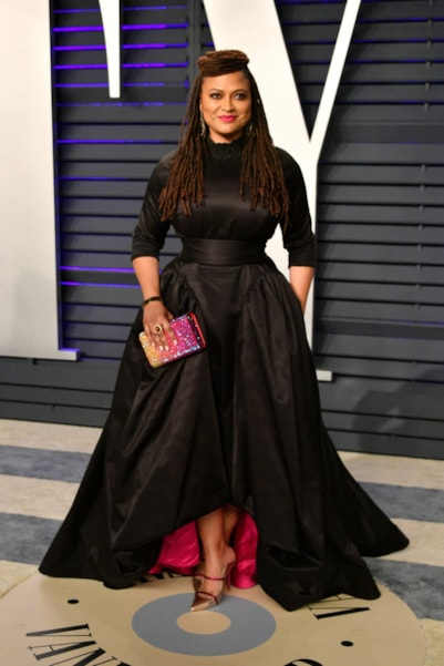 BEVERLY HILLS, CA - FEBRUARY 24:  Ava DuVernay attends the 2019 Vanity Fair Oscar Party hosted by Radhika Jones at Wallis Annenberg Center for the Performing Arts on February 24, 2019 in Beverly Hills, California.  (Photo by Dia Dipasupil/Getty Images)