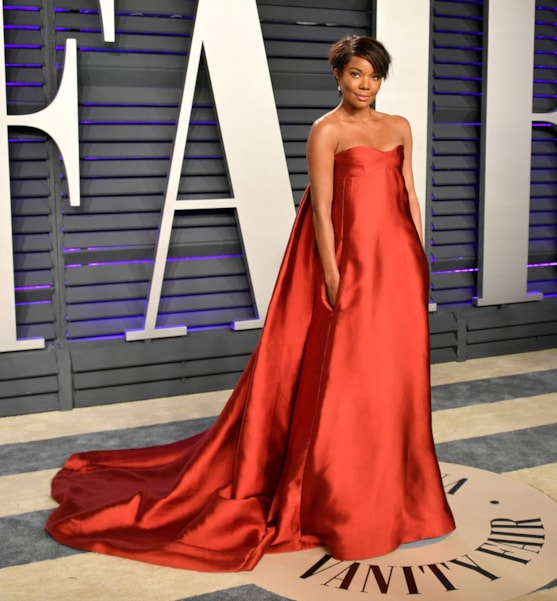 BEVERLY HILLS, CA - FEBRUARY 24:  Gabrielle Union attends the 2019 Vanity Fair Oscar Party hosted by Radhika Jones at Wallis Annenberg Center for the Performing Arts on February 24, 2019 in Beverly Hills, California.  (Photo by Dia Dipasupil/Getty Images)