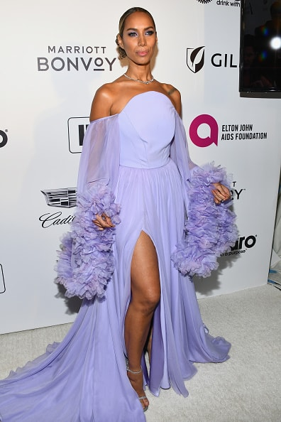 WEST HOLLYWOOD, CA - FEBRUARY 24: Leona Lewis attends the 27th annual Elton John AIDS Foundation Academy Awards Viewing Party celebrating EJAF and the 91st Academy Awards on February 24, 2019 in West Hollywood, California.  (Photo by Araya Diaz/Getty Images for Marriott Bonvoy)