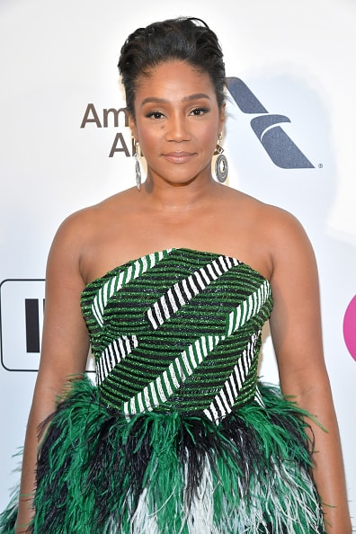 WEST HOLLYWOOD, CA - FEBRUARY 24:  Tiffany Haddish attends the 27th annual Elton John AIDS Foundation Academy Awards Viewing Party celebrating EJAF and the 91st Academy Awards on February 24, 2019 in West Hollywood, California.  (Photo by Amy Sussman/Getty Images)