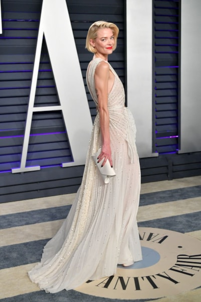 BEVERLY HILLS, CA - FEBRUARY 24:  Jaime King attends the 2019 Vanity Fair Oscar Party hosted by Radhika Jones at Wallis Annenberg Center for the Performing Arts on February 24, 2019 in Beverly Hills, California.  (Photo by Dia Dipasupil/Getty Images)