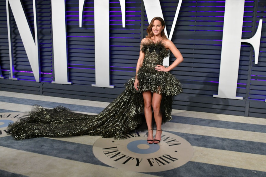 BEVERLY HILLS, CA - FEBRUARY 24:  Kate Beckinsale attends the 2019 Vanity Fair Oscar Party hosted by Radhika Jones at Wallis Annenberg Center for the Performing Arts on February 24, 2019 in Beverly Hills, California.  (Photo by Dia Dipasupil/Getty Images)