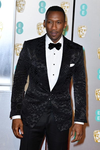 LONDON, ENGLAND - FEBRUARY 10:  Mahershala Ali attends the EE British Academy Film Awards at Royal Albert Hall on February 10, 2019 in London, England. (Photo by Pascal Le Segretain/Getty Images)