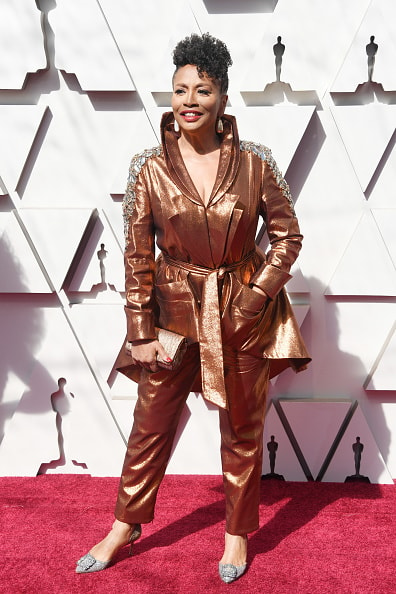 HOLLYWOOD, CALIFORNIA - FEBRUARY 24: Jenifer Lewis attends the 91st Annual Academy Awards at Hollywood and Highland on February 24, 2019 in Hollywood, California. (Photo by Frazer Harrison/Getty Images)