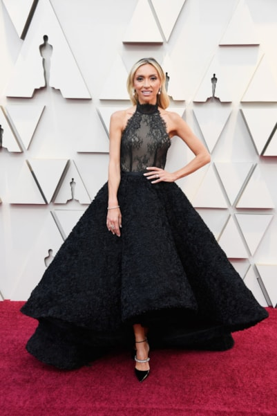 HOLLYWOOD, CALIFORNIA - FEBRUARY 24: Giuliana Rancic attends the 91st Annual Academy Awards at Hollywood and Highland on February 24, 2019 in Hollywood, California. (Photo by Frazer Harrison/Getty Images)