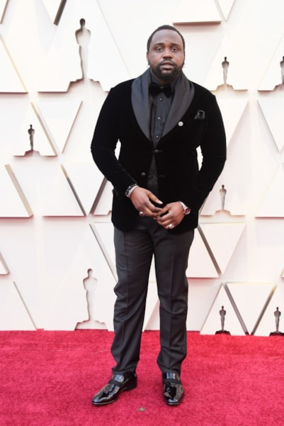 HOLLYWOOD, CALIFORNIA - FEBRUARY 24: Brian Tyree Henry attends the 91st Annual Academy Awards at Hollywood and Highland on February 24, 2019 in Hollywood, California. (Photo by Frazer Harrison/Getty Images)