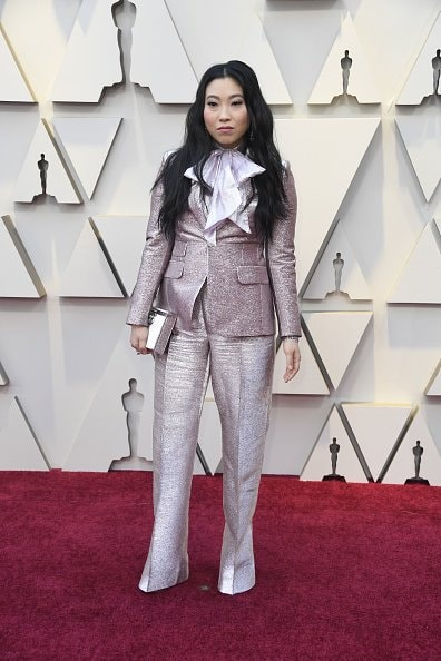 HOLLYWOOD, CALIFORNIA - FEBRUARY 24: Awkwafina attends the 91st Annual Academy Awards at Hollywood and Highland on February 24, 2019 in Hollywood, California. (Photo by Frazer Harrison/Getty Images)