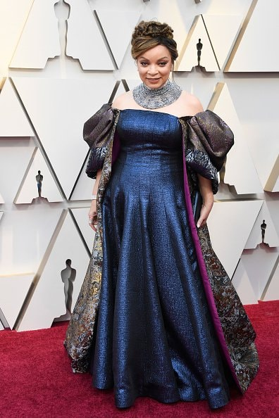 HOLLYWOOD, CALIFORNIA - FEBRUARY 24: Costume designer Ruth E. Carter attends the 91st Annual Academy Awards at Hollywood and Highland on February 24, 2019 in Hollywood, California. (Photo by Frazer Harrison/Getty Images)