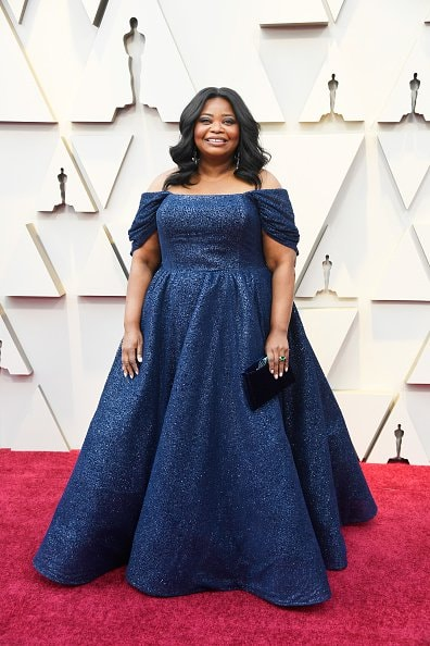 HOLLYWOOD, CALIFORNIA - FEBRUARY 24: Octavia Spencer attends the 91st Annual Academy Awards at Hollywood and Highland on February 24, 2019 in Hollywood, California. (Photo by Frazer Harrison/Getty Images)