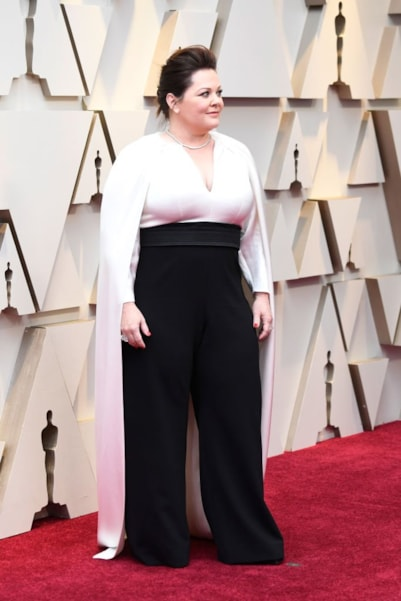 HOLLYWOOD, CALIFORNIA - FEBRUARY 24: Melissa McCarthy attends the 91st Annual Academy Awards at Hollywood and Highland on February 24, 2019 in Hollywood, California. (Photo by Frazer Harrison/Getty Images)
