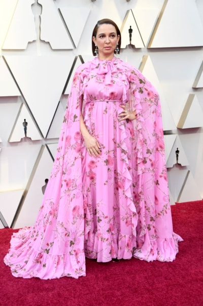 HOLLYWOOD, CALIFORNIA - FEBRUARY 24: Maya Rudolph attends the 91st Annual Academy Awards at Hollywood and Highland on February 24, 2019 in Hollywood, California. (Photo by Frazer Harrison/Getty Images)