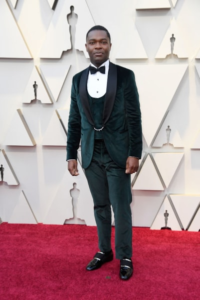 HOLLYWOOD, CALIFORNIA - FEBRUARY 24: David Oyelowo attends the 91st Annual Academy Awards at Hollywood and Highland on February 24, 2019 in Hollywood, California. (Photo by Frazer Harrison/Getty Images)