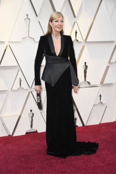 HOLLYWOOD, CALIFORNIA - FEBRUARY 24: Allison Janney attends the 91st Annual Academy Awards at Hollywood and Highland on February 24, 2019 in Hollywood, California. (Photo by Frazer Harrison/Getty Images)
