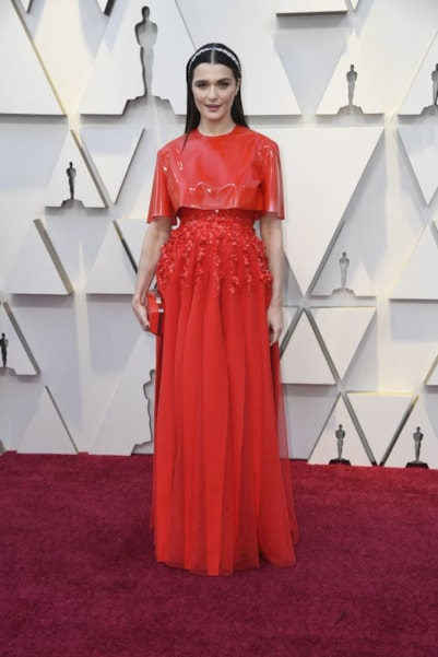 HOLLYWOOD, CALIFORNIA - FEBRUARY 24: Rachel Weisz attends the 91st Annual Academy Awards at Hollywood and Highland on February 24, 2019 in Hollywood, California. (Photo by Frazer Harrison/Getty Images)