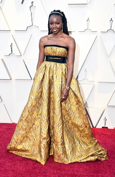 HOLLYWOOD, CALIFORNIA - FEBRUARY 24: Danai Gurira attends the 91st Annual Academy Awards at Hollywood and Highland on February 24, 2019 in Hollywood, California. (Photo by Frazer Harrison/Getty Images)