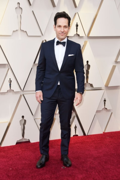 HOLLYWOOD, CALIFORNIA - FEBRUARY 24: Paul Rudd attends the 91st Annual Academy Awards at Hollywood and Highland on February 24, 2019 in Hollywood, California. (Photo by Frazer Harrison/Getty Images)