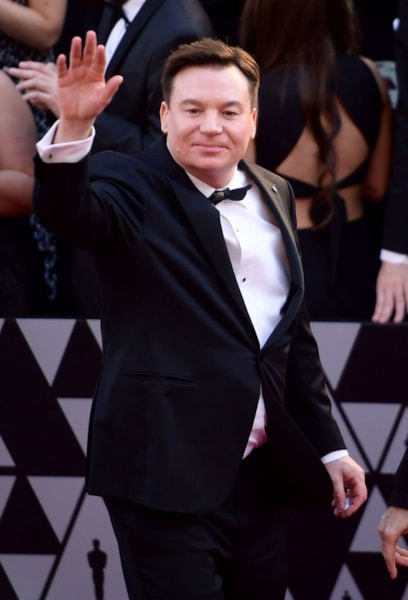 HOLLYWOOD, CALIFORNIA - FEBRUARY 24: Mike Myers attends the 91st Annual Academy Awards at Hollywood and Highland on February 24, 2019 in Hollywood, California. (Photo by Matt Winkelmeyer/Getty Images)