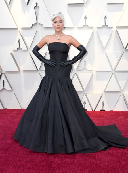 HOLLYWOOD, CALIFORNIA - FEBRUARY 24: Lady Gaga attends the 91st Annual Academy Awards at Hollywood and Highland on February 24, 2019 in Hollywood, California. (Photo by Frazer Harrison/Getty Images)