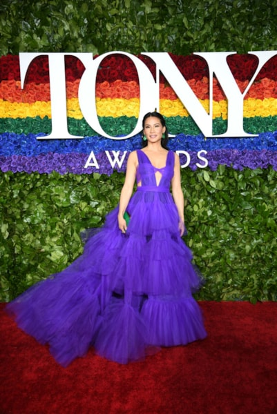 NEW YORK, NEW YORK - JUNE 09: Lucy Liu attends the 73rd Annual Tony Awards at Radio City Music Hall on June 09, 2019 in New York City. (Photo by Dimitrios Kambouris/Getty Images for Tony Awards Productions)