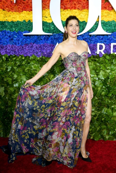 NEW YORK, NEW YORK - JUNE 09: Marisa Tomei attends the 73rd Annual Tony Awards at Radio City Music Hall on June 09, 2019 in New York City. (Photo by Dimitrios Kambouris/Getty Images for Tony Awards Productions)