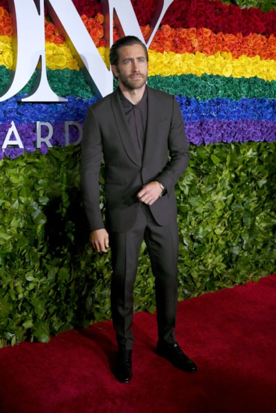NEW YORK, NEW YORK - JUNE 09: Jake Gyllenhaal attends the 73rd Annual Tony Awards at Radio City Music Hall on June 09, 2019 in New York City. (Photo by Nicholas Hunt/Getty Images)
