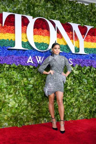 NEW YORK, NEW YORK - JUNE 09: Vanessa Hudgens attends the 73rd Annual Tony Awards at Radio City Music Hall on June 09, 2019 in New York City. (Photo by Nicholas Hunt/Getty Images)