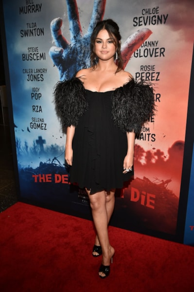 """NEW YORK, NEW YORK - JUNE 10:  Selena Gomez attends """"The Dead Don't Die"""" New York Premiere at Museum of Modern Art on June 10, 2019 in New York City. (Photo by Theo Wargo/Getty Images)"""