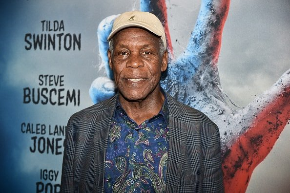 """NEW YORK, NEW YORK - JUNE 10:  Danny Glover attends """"The Dead Don't Die"""" New York Premiere at Museum of Modern Art on June 10, 2019 in New York City. (Photo by Theo Wargo/Getty Images)"""