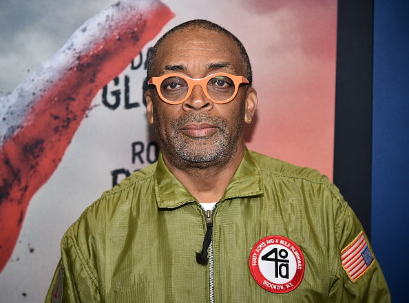 """NEW YORK, NEW YORK - JUNE 10: Spike Lee attends """"The Dead Don't Die"""" New York Premiere at Museum of Modern Art on June 10, 2019 in New York City. (Photo by Theo Wargo/Getty Images)"""