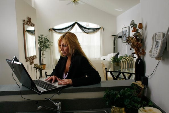 Florida Woman Puts Herself Up For Sale Along With Her House