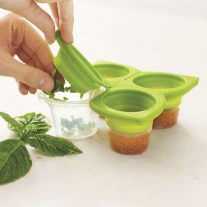 herb freezer tray